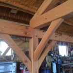 Timberframe Joint