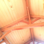 Tiny Timber Ceiling